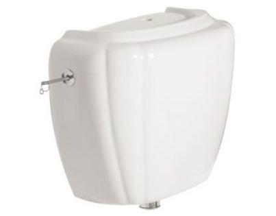 Бачок для унитаза Globo Paestum PA010.BI для высокой трубы