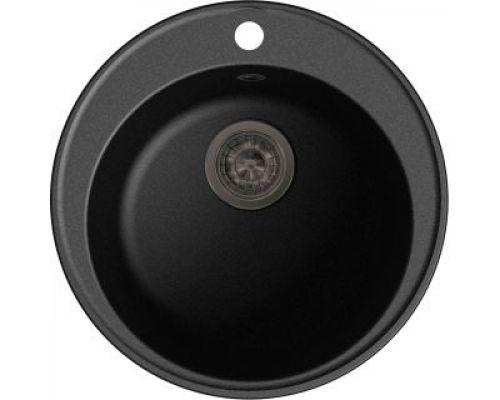 Мойка кухонная GranFest Eco 08 черная