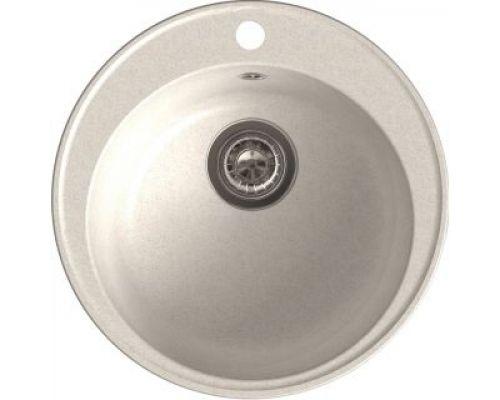 Мойка кухонная GranFest Eco 08 белая
