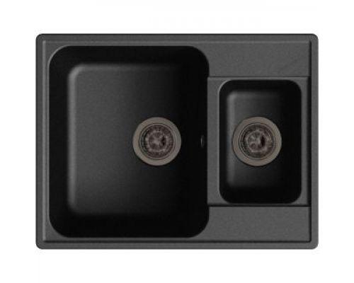 Мойка кухонная GranFest Eco 09 черная