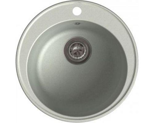 Мойка кухонная GranFest Eco 08 серая