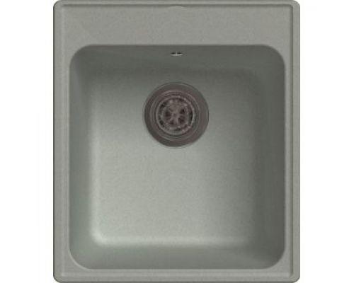 Мойка кухонная GranFest Eco 17 серая