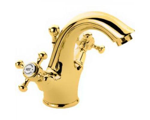 Смеситель Bugnatese Lady 934DO для раковины, золото
