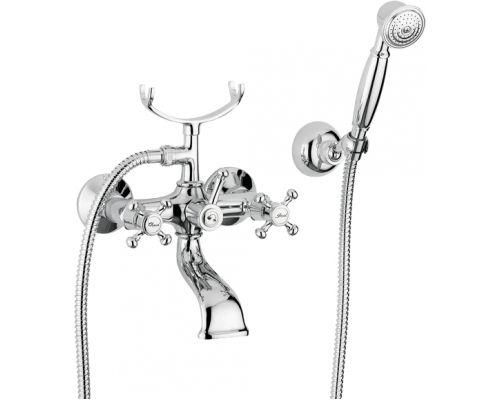 Смеситель Bugnatese Lady 902CR для ванны с душем, хром