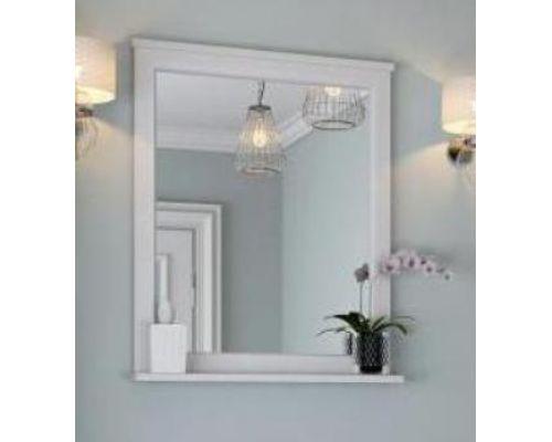 Зеркало Акватон Леон 65 дуб белый