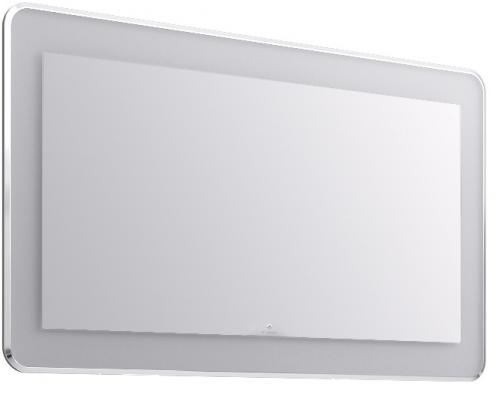 Зеркало с подсветкой Aqwella Malaga Mal.02.12, 120 см