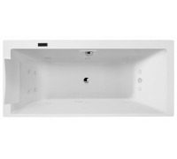 Гидромассажная ванна Jacob Delafon Evok E5BD236R-00 200 х 100 см c гидромассажем Excellence