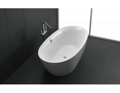 Ванна акриловая BelBagno BB68-1800, 180 х 90 см