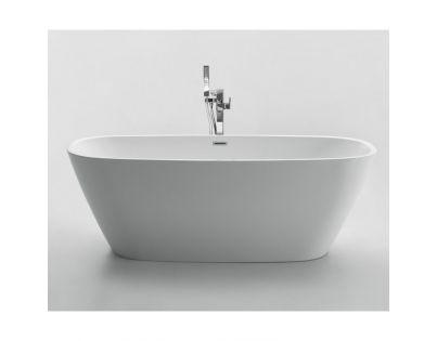 Ванна акриловая BelBagno BB72-1500, 150 х 80 см