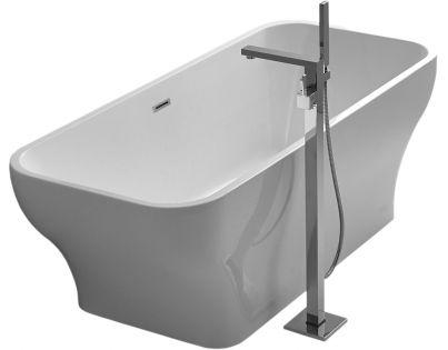 Ванна акриловая BelBagno BB73-1700, 170 х 75 см