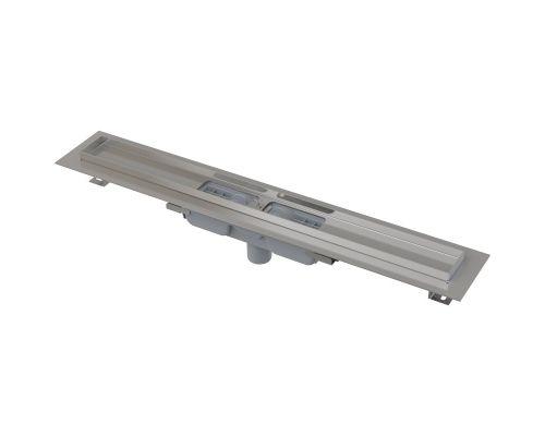 Душевой лоток AlcaPlast APZ1101- 850 Low с порогами для перфорированной решетки