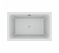 Ванна акриловая Jacob Delafon CAPSULE E6D122-00, 120 х 80 см
