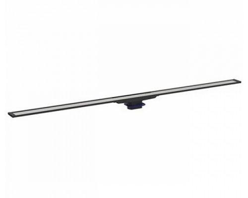 Крышка душевого канала Geberit CleanLine20 154.451.00.1, 30-130 cм, тёмный металл/матовый металл