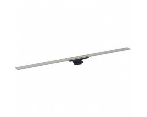 Крышка душевого канала Geberit CleanLine60 154.459.00.1, 30-130 cм, для тонкой плитки, тёмный металл/матовый металл