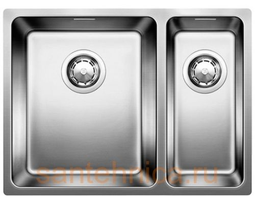 Мойка Blanco Andano 340/180-U 522979(518321) левая, 58,5*44 см, врезная снизу