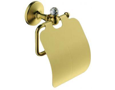 Бумагодержатель Art&Max Antic Crystal AM-2683SJ-Do, золото
