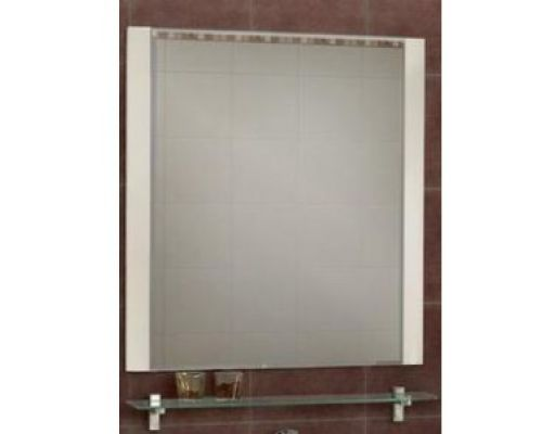Зеркало Акватон Ария 80, белый, 1A141902AA010