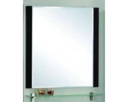 Зеркало Акватон Ария 80, черный глянец, 1A141902AA950