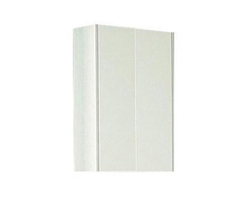 Шкаф двустворчатый Акватон Йорк, 1A171303YOAY0, белый/выбеленное дерево