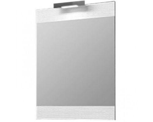 Зеркало с подсветкой Aqwella Бриг 60 Br.02.06/Gray, дуб седой