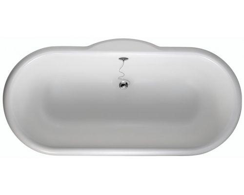 Ванна чугунная Jacob Delafon CIRCE E2919-00 под покраску, 175х80 см