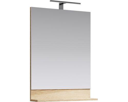 Зеркало Aqwella Фостер 60 FOS0206DS 60 см с полочкой