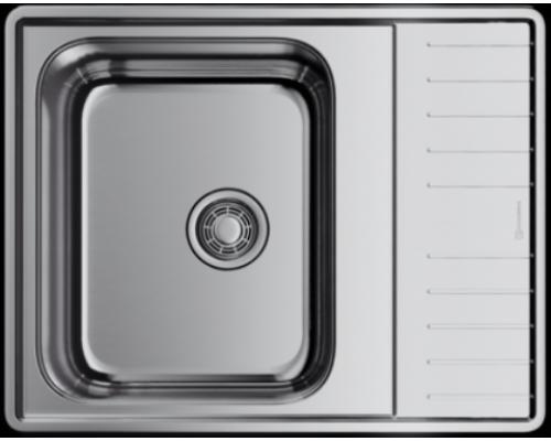 Кухонная мойка Omoikiri Sagami 63-IN 4993448 нержавеющая сталь/нержавеющая сталь
