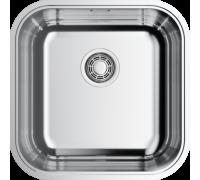 Мойка кухонная Omoikiri Omi 44-U/IF-IN Quadro нержавеющая сталь/нержавеющая сталь 4993494