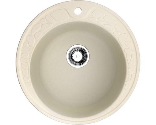 Мойка кухонная Omoikiri Tovada 51-BE 4993363 ваниль