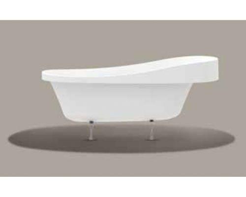 Ванна акриловая Knief Relax Fit 0400-278 180 х 85 см с ножками