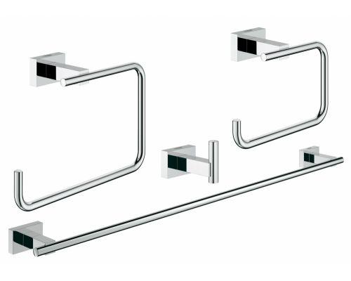 Комплект аксессуаров Grohe Essentials Cube 40778001