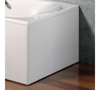 Боковой экран для ванны Ravak Magnolia L 75 белая