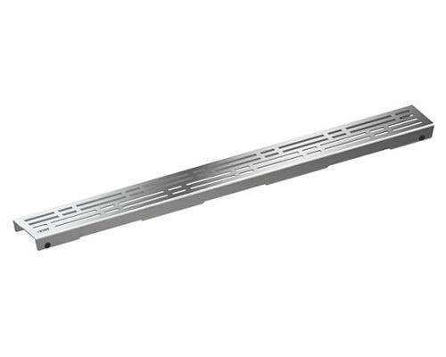 Дизайн-решетка TECE Drainline Basic, 90 см, сатин