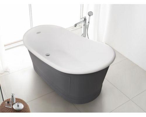 Ванна акриловая BelBagno BB32-CF36 170 х 90 см