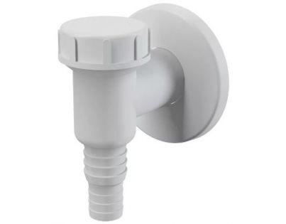 Сифон для стиральной машины Alcaplast APS2, наружный, белый