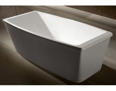 Ванна акриловая Gemy AB9229, 170х80х54 см