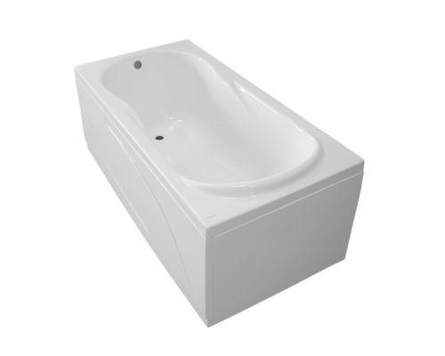 """Ванна акриловая прямоугольная """"Каледония"""" 160 х 75 см белая"""