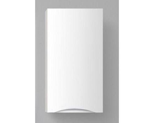Шкаф подвесной BelBagno FLY-MARINO-750-1A-SC-BL-P-L, 40 х 30 х 75 см, Bianco Lucido/белый глянец, левосторонний