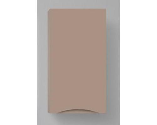 Шкаф подвесной BelBagno FLY-MARINO-750-1A-SC-CL-P-L, 40 х 30 х 75 см, Cappuccino Lucido/бежевый глянец, левосторонний