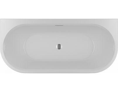 Акриловая ванна Riho Desire Wall Mounted 180 x 84 см