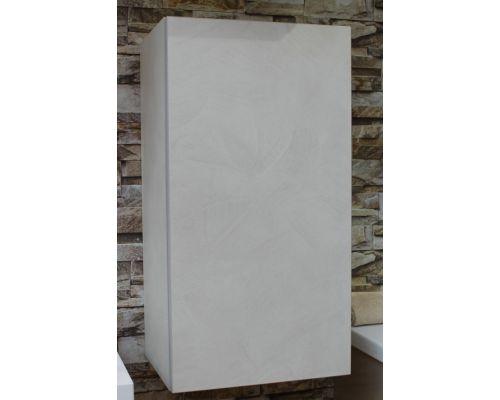 Шкаф подвесной BelBagno REGINA-750-1A-SC-SV-BLUM-L, 40 х 30 х 75 см, Stucco Veneziano, левосторонний