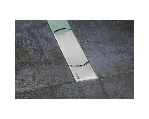Душевой канал Ravak OZW Chrome X01633, 105 см