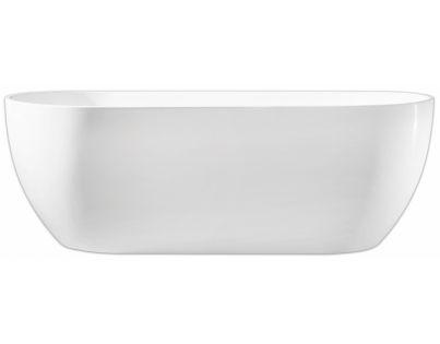 Ванна акриловая Gemy AB9241 172 x 74 см