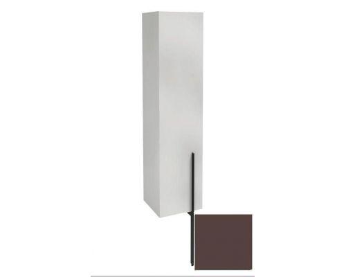Пенал Jacob Delafon Nouvelle Vague 35 EB3047G-M59, цвет ледяной коричневый матовый, левый