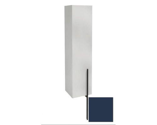 Пенал Jacob Delafon Nouvelle Vague 35 EB3047G-G98, темно-синий глянцевый, левый