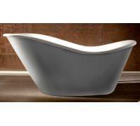 Ванна акриловая Gemy G9231, цвет - белый, 170 х 80 х 78 см