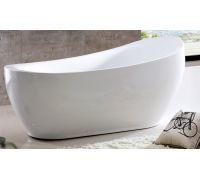 Ванна акриловая Gemy G9235, цвет - белый, 180 х 90 х 80 см