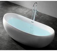 Ванна акриловая Gemy G9236, цвет - белый, 170 х 80 х 64 см