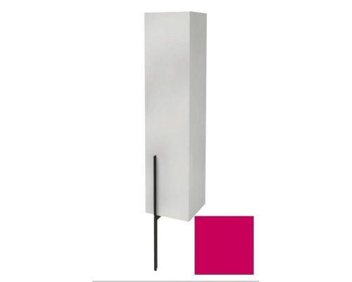 Пенал Jacob Delafon Nouvelle Vague 35 см, EB3047D-441, цвет фуксия глянцевый, правый