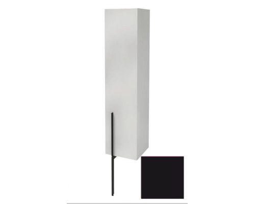 Пенал Jacob Delafon Nouvelle Vague 35 см, EB3047D-274, цвет черный глянцевый, правый